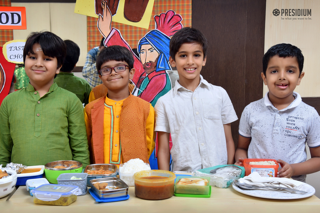 INDIA SERVED ON A PLATE AT FOOD FAIR! 2019