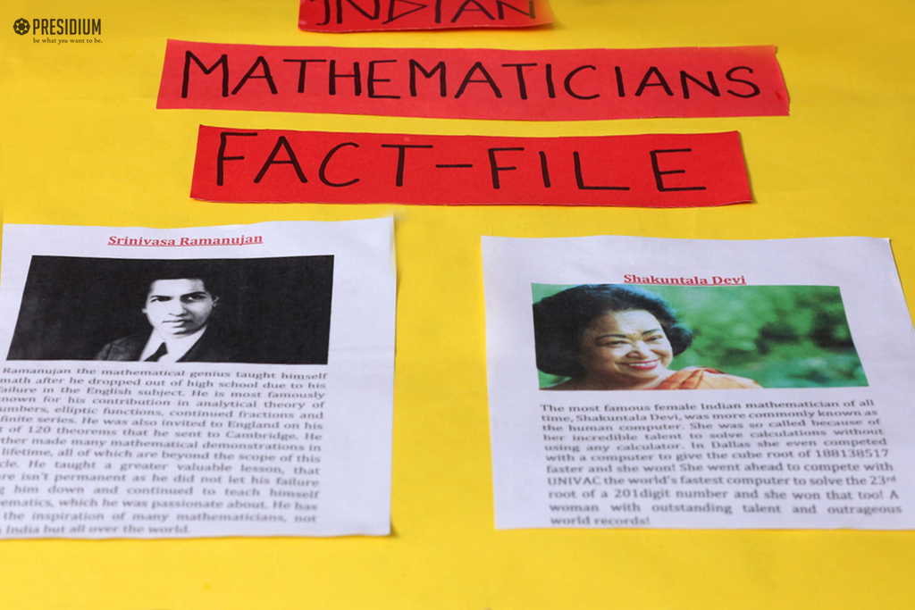 Maths activity 2018
