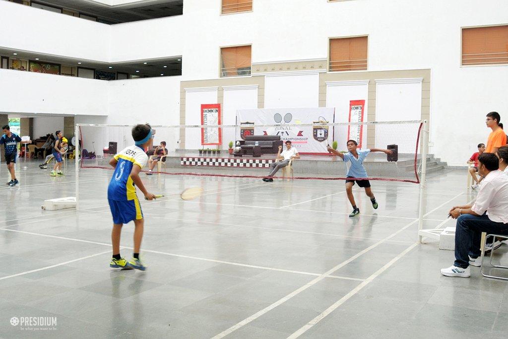 Badminton Championship 2017