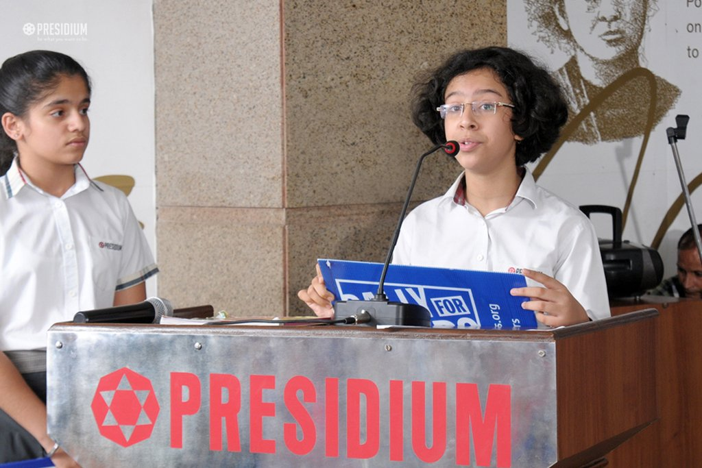 Presidium Dwarka 22 Rally For Rivers