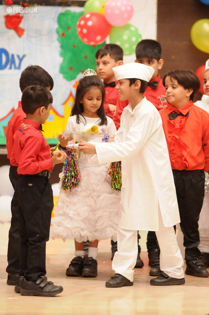 REJOICING A JOYFUL CHILDREN'S DAY AT PRESIDIUM INDIRAPURAM