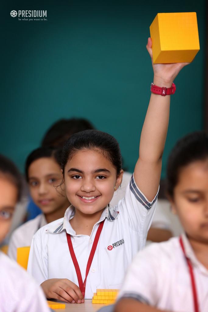 Raj Nagar Pres Math Activity 2019