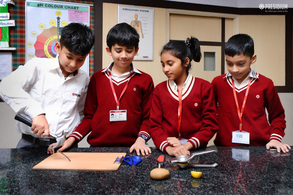 Science activity 2018