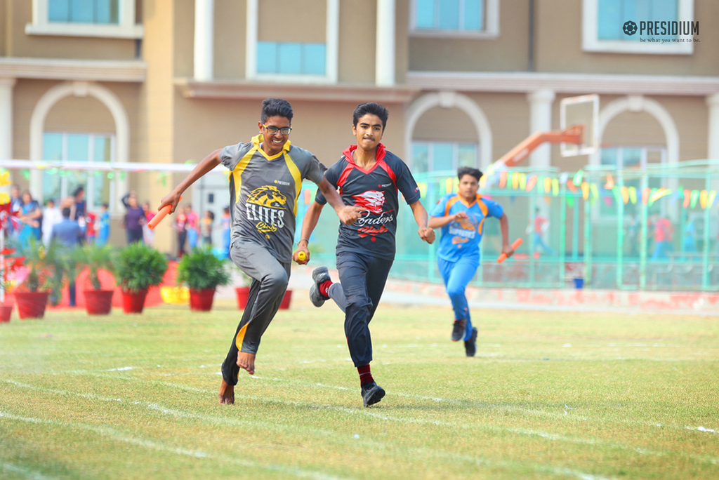 Annual Sports Prize Distribution 2019