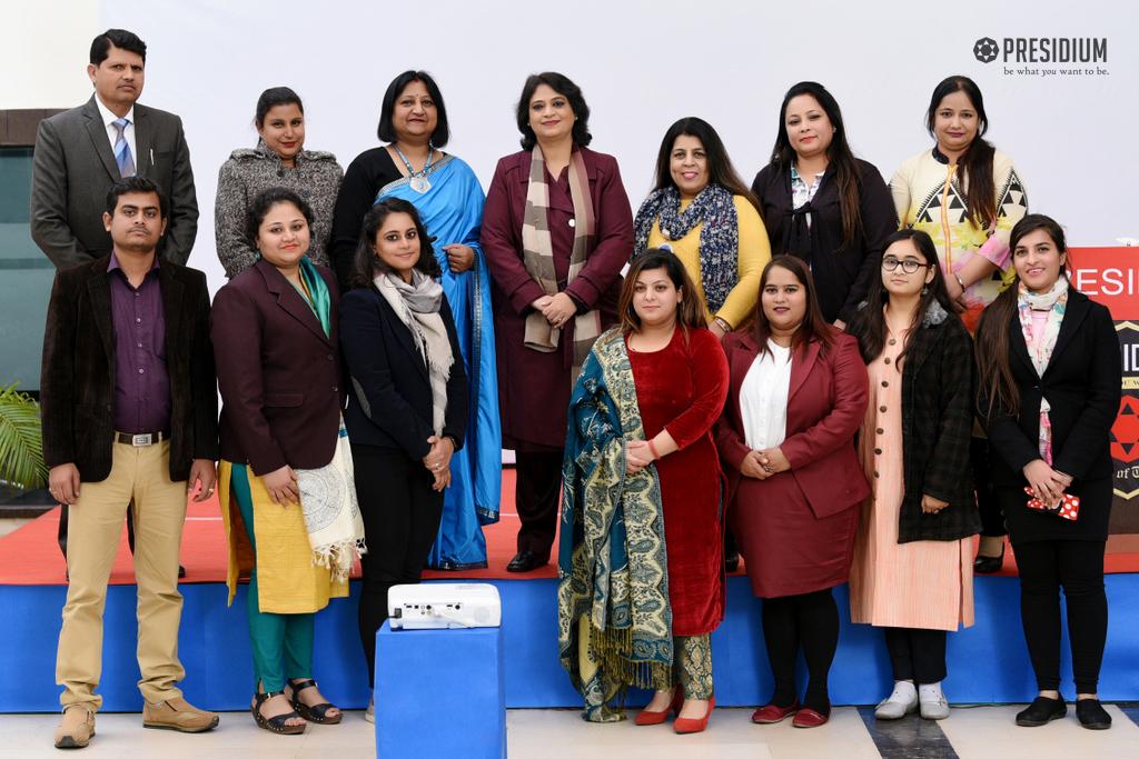 Parenting seminar 2019