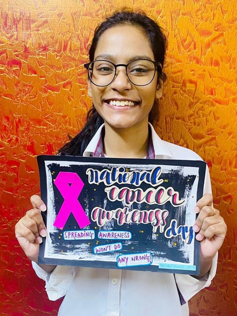 CANCER AWARENESS DAY 2020