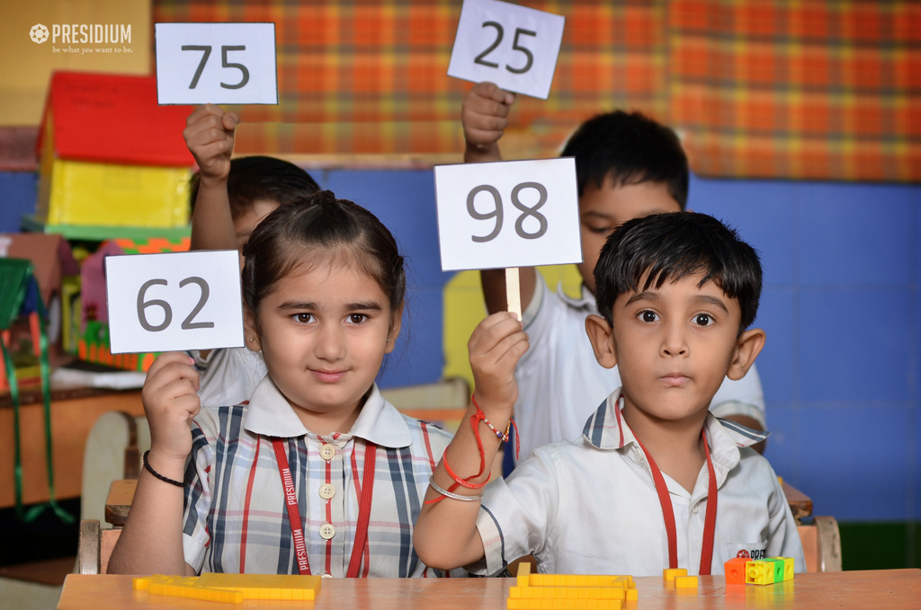 DIENES BLOCKS GIVE A NEW EDGE TO TEACHING MATHEMATICS