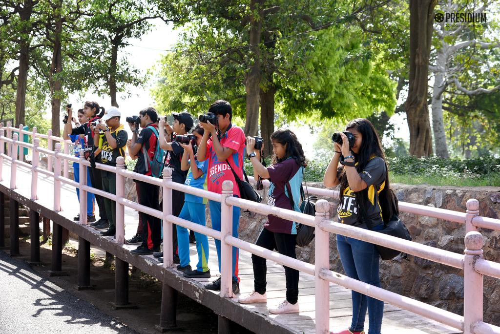 ACE PHOTOGRAPHERS OF PRESIDIUM CAPTURE MAGIC AT THE PURANA QUILA