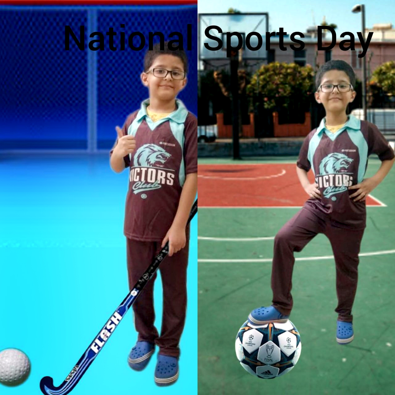 NATIONAL SPORTS DAY 2020