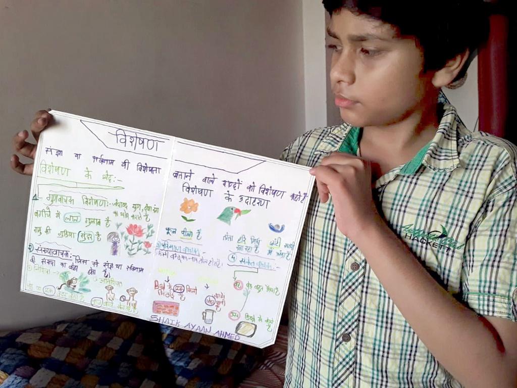 Hindi - Visheshan_Grade-VI 2020