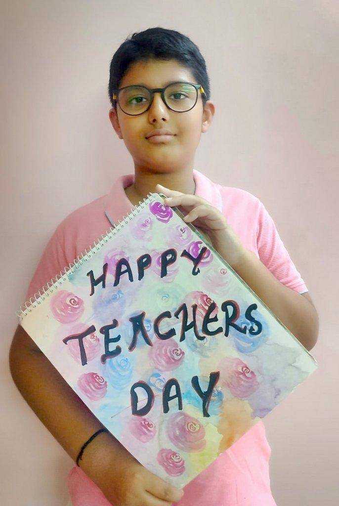 TEACHERS' DAY 2020