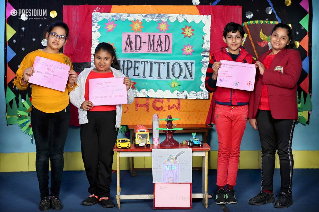 AD MAD COMPETITION 2019