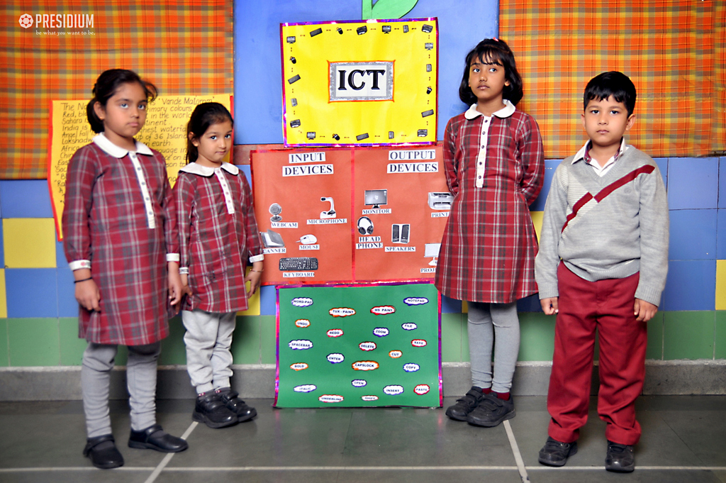 Culmination of ICT activities 2019