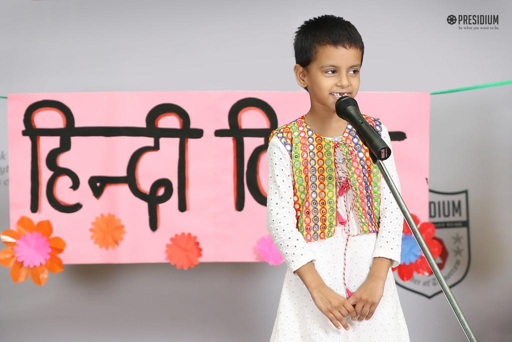 हिंदी दिवस: हिंदी का सम्मान भारत का सम्मान |