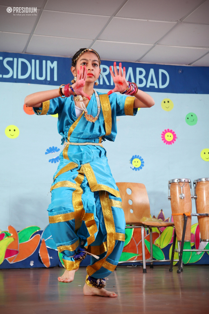 INTER-CLUB TALENT HUNT BRINGS OUT THE SUPERB GIFTS OF PRESIDIANS