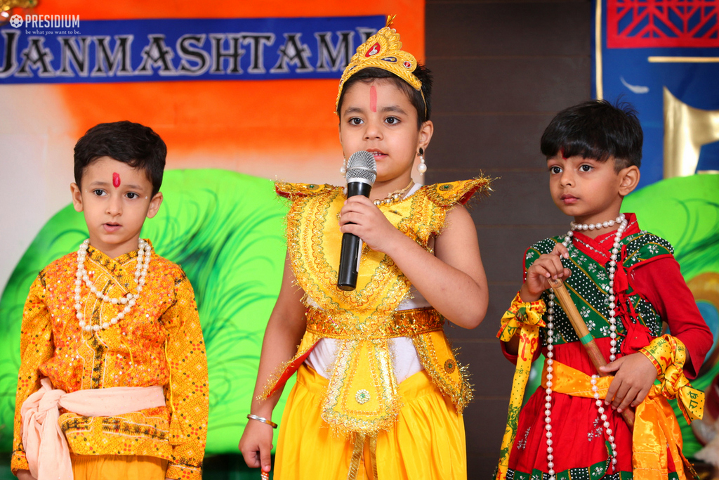 JANMASHTAMI CELEBRATED 2018