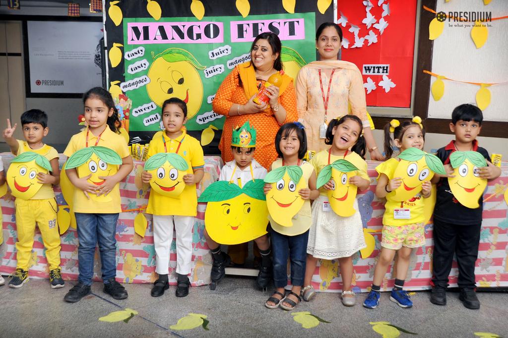 Mango Festival/Achievement 2019