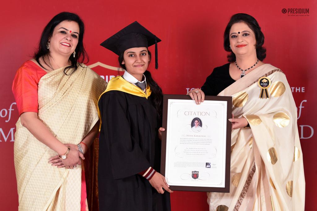 Citation Ceremony