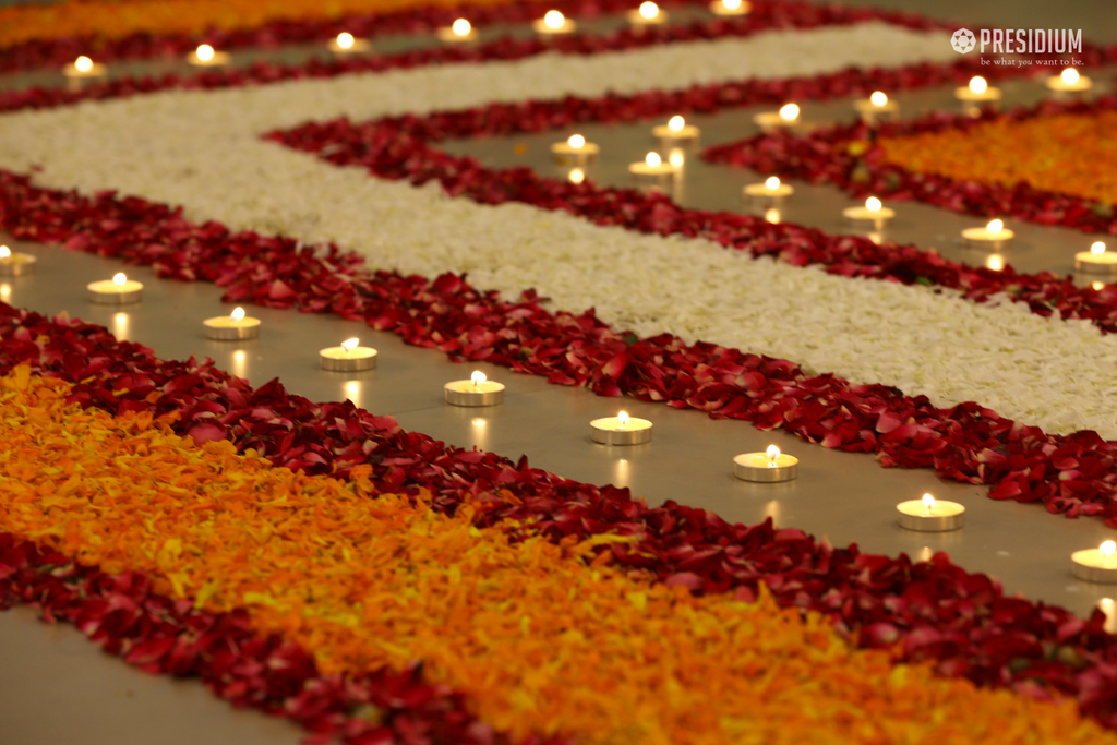 DIWALI CELEBRATIONS IN PRESIDIUM 2019