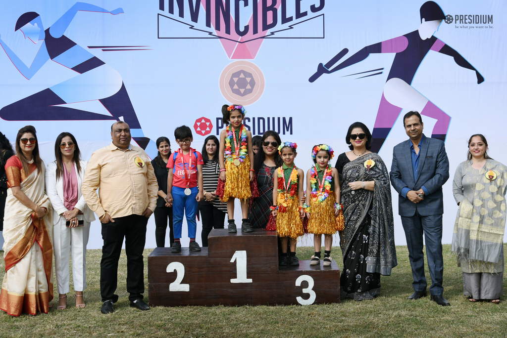 PRIZE DISTRIBUTION CEREMONY 2019