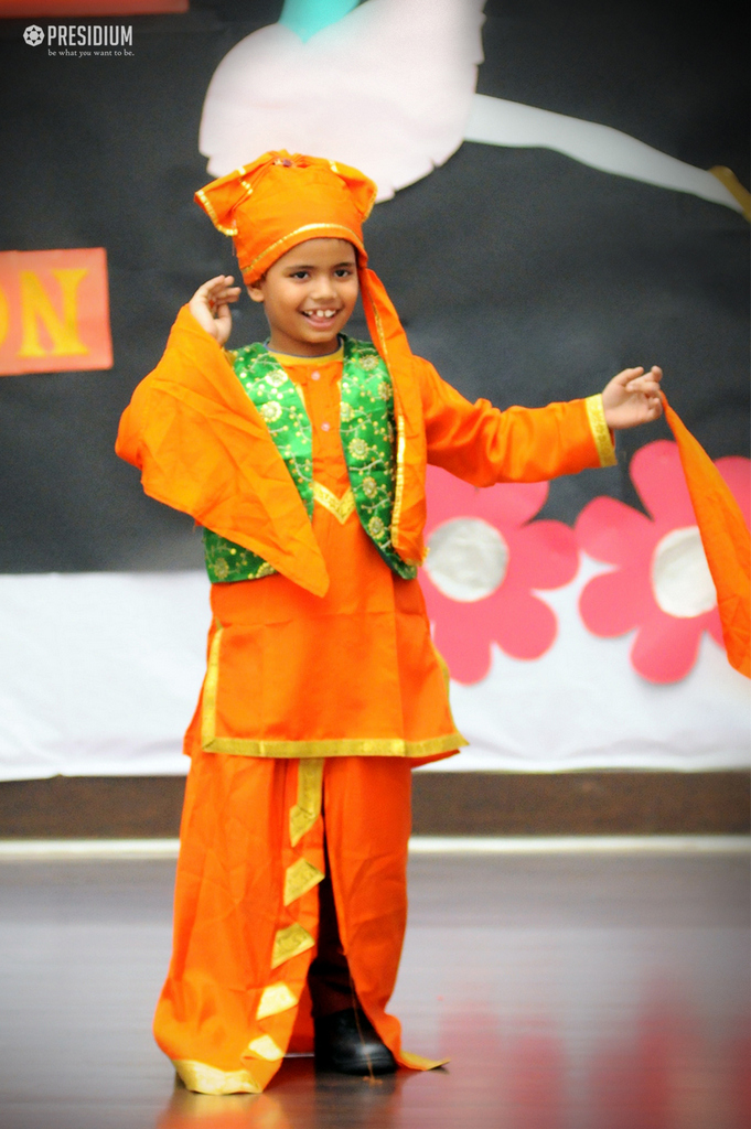 Inter-Class Dance Competition