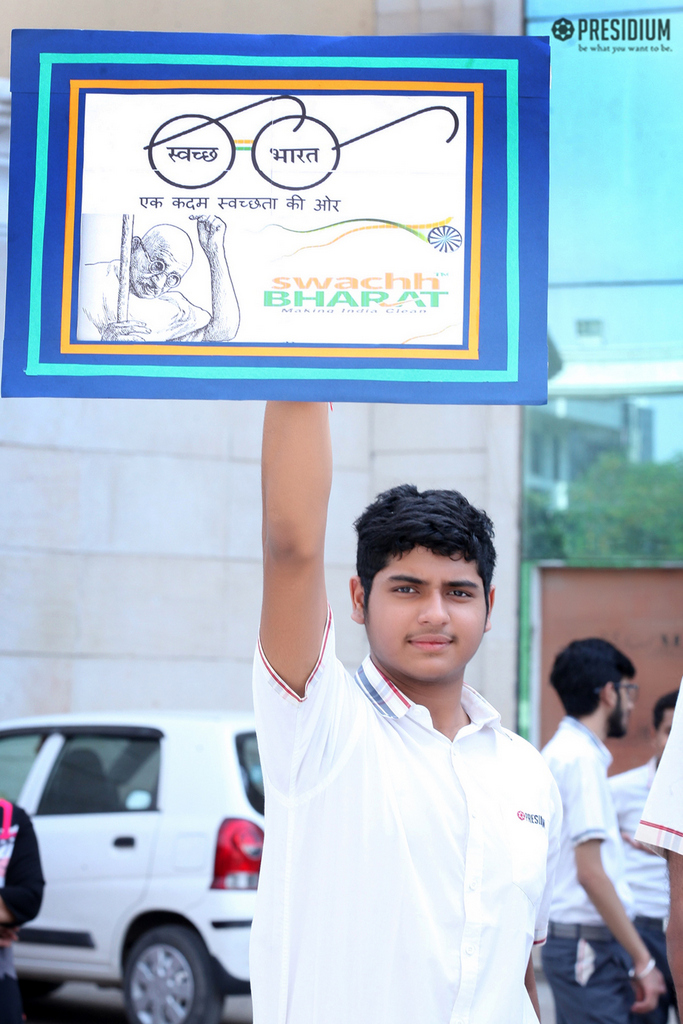 SWASTHA BHARAT' MISSION