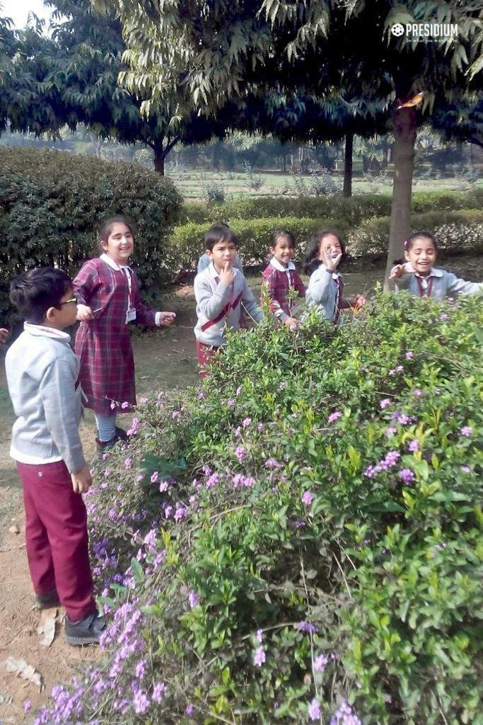 Presidium Schools LEARNING WITH NATURE