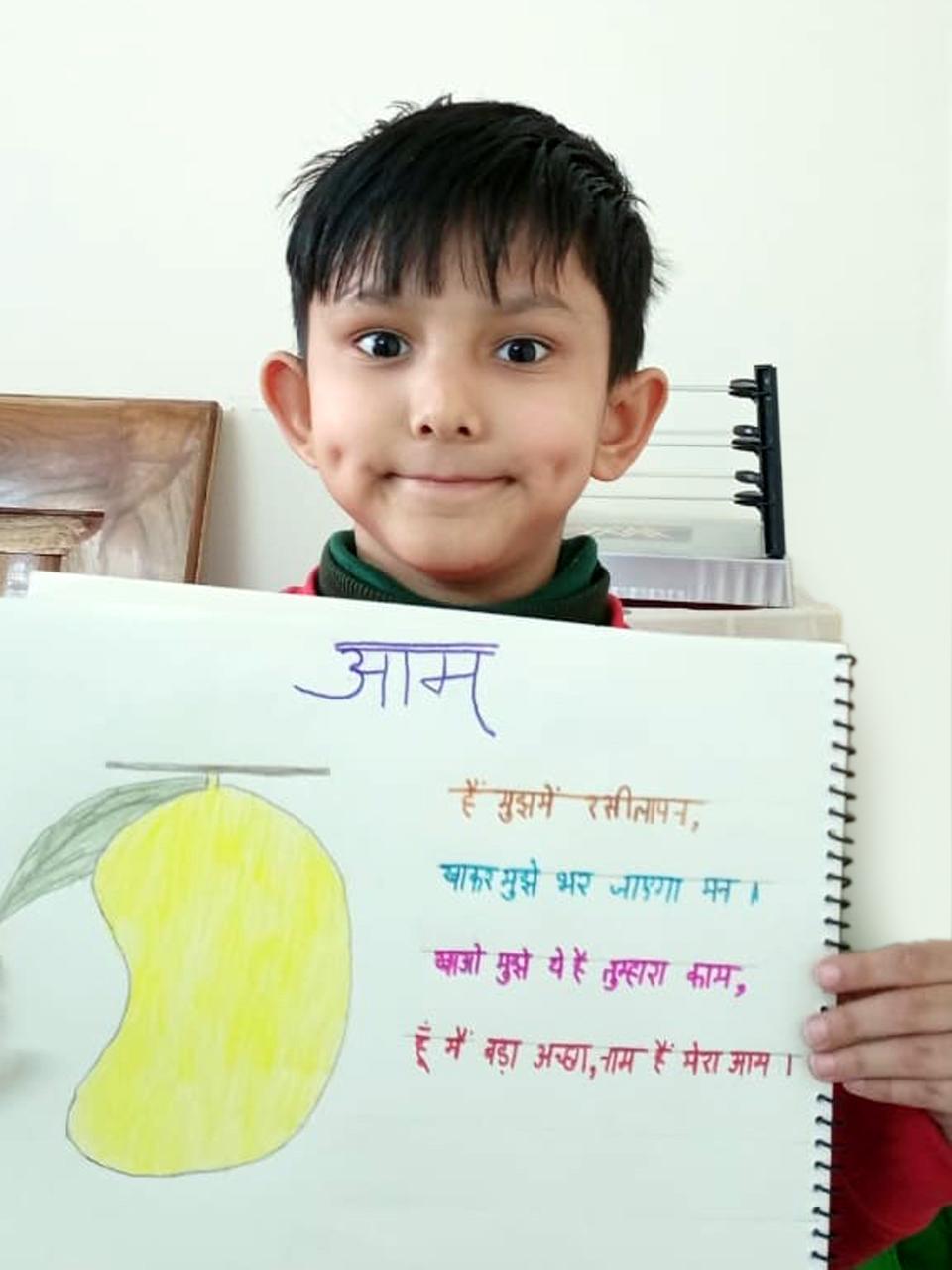 POETRY WRITING HINDI 2021