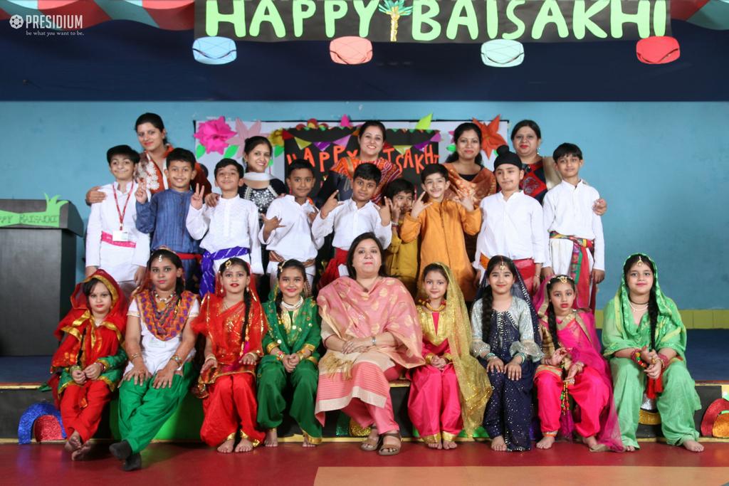 HAPPY BAISAKHI 2019