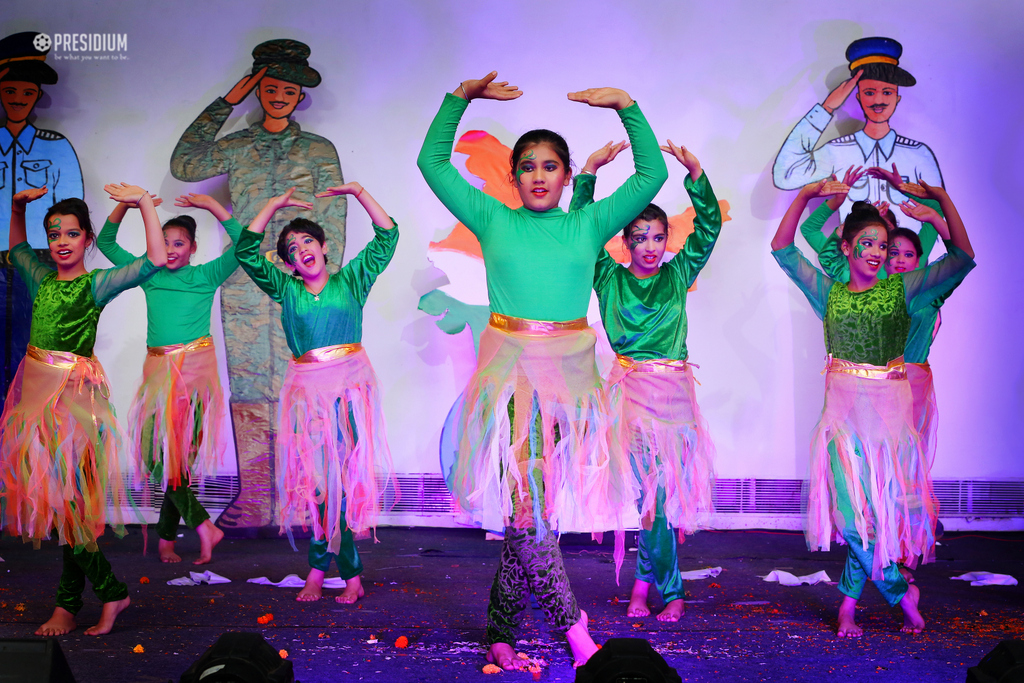 GRAND CELEBRATION OF TALENT AND CREATIVITY AT 'FUTURE FEST 2018'