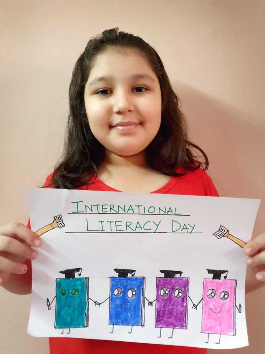 World Literacy Day 2020