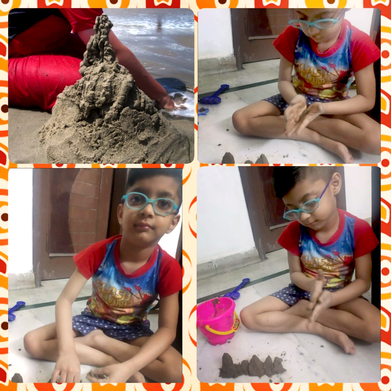 TBL - Fun With Soil (Grade-1) 2020