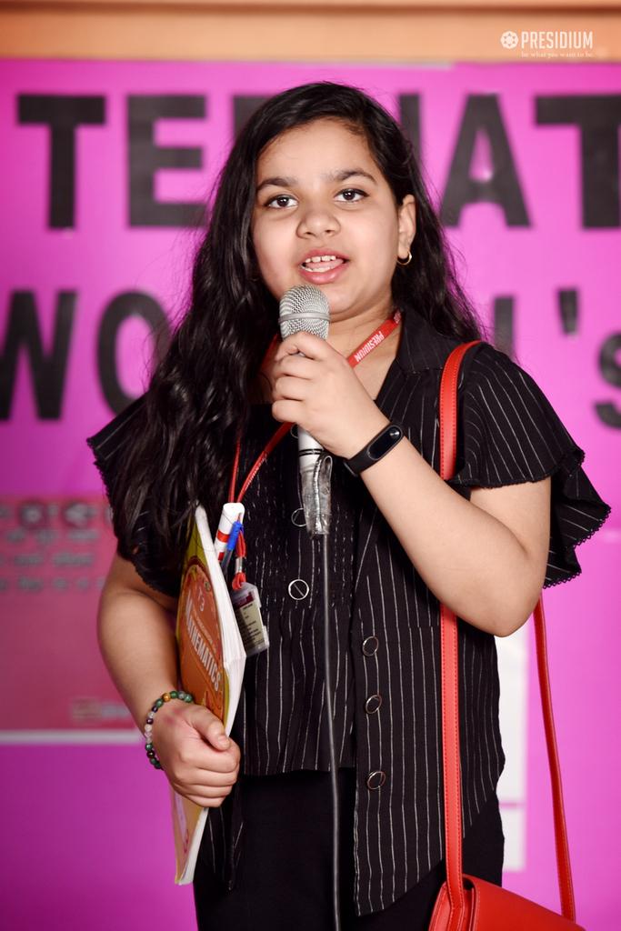 PRESIDIANS CELEBRATE WOMEN'S DAY 2020