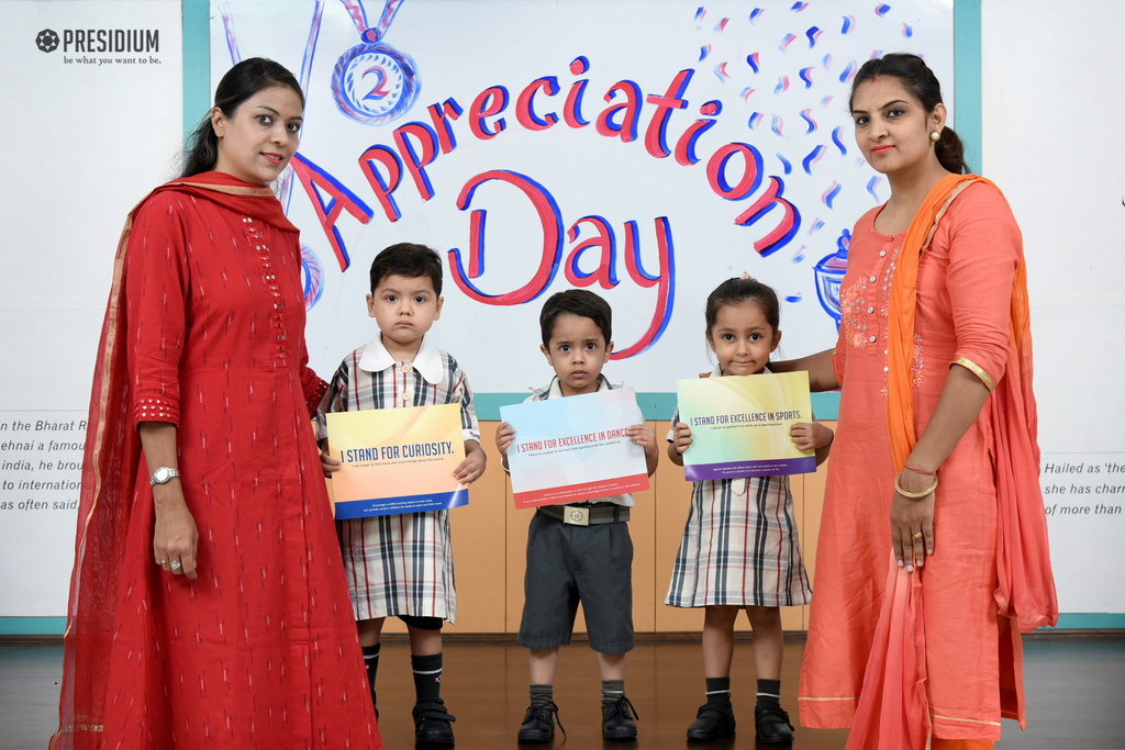 APPRECIATION DAY 2019