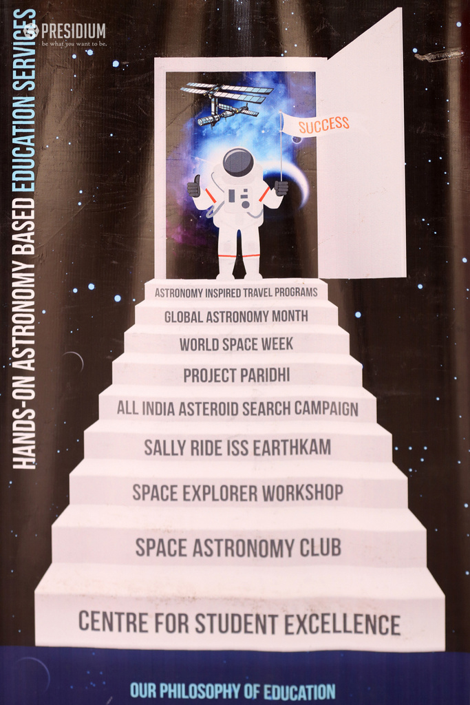 ASTRONOMY WORKSHOP 2019
