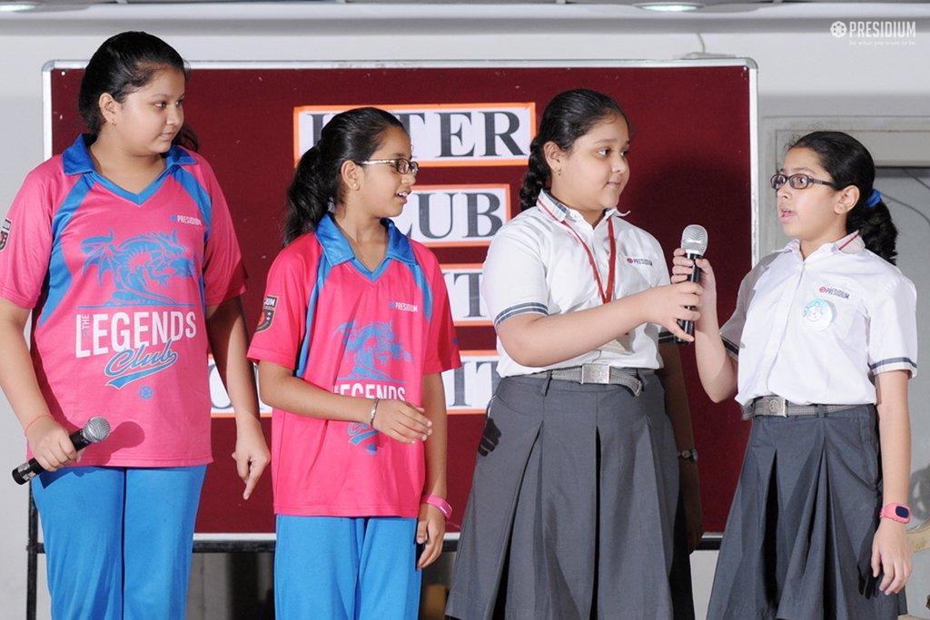 Development Of Life Skills In Children, Raising Awareness For Critical Issues
