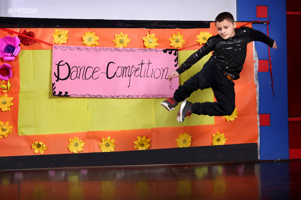 Dance Competition 2020