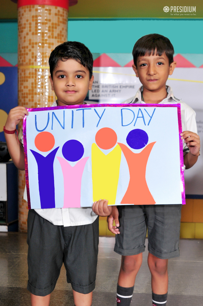NATIONAL UNITY DAY 2019