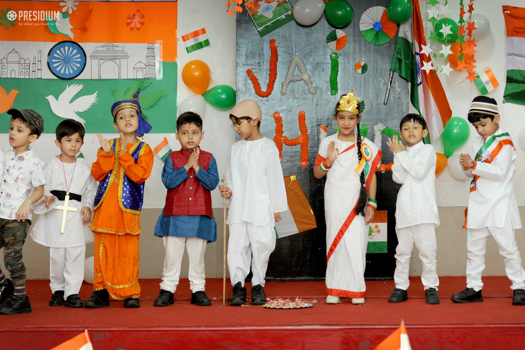 STUDENTS CELEBRATE INDEPENDENCE DAY WITH AN ARRAY OF COMPETITIONS