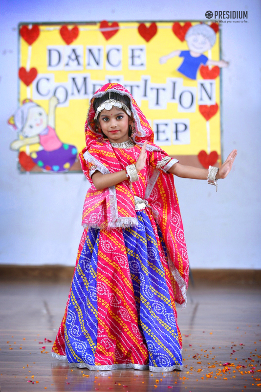 DANCE COMPETITION 2019