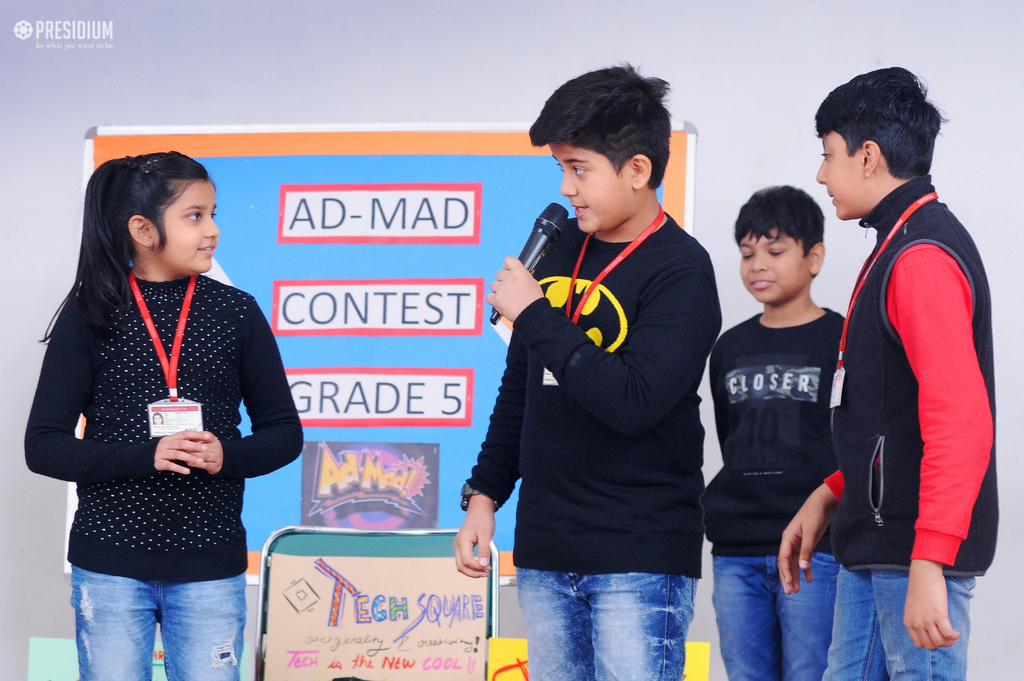 Ad Mad Competition