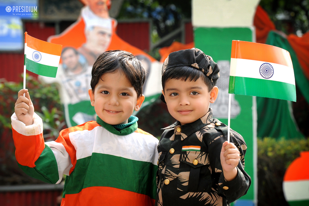 REPUBLIC DAY CELEBRATIONS 2019