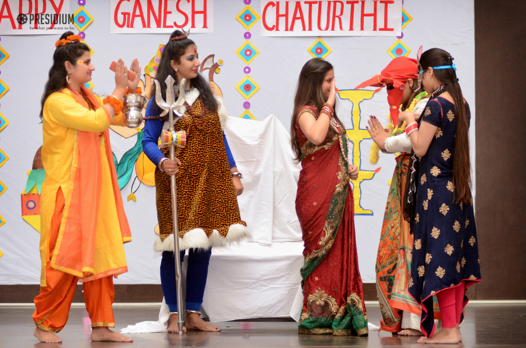 GANESH CHATURTHI CELEBRATE 2019