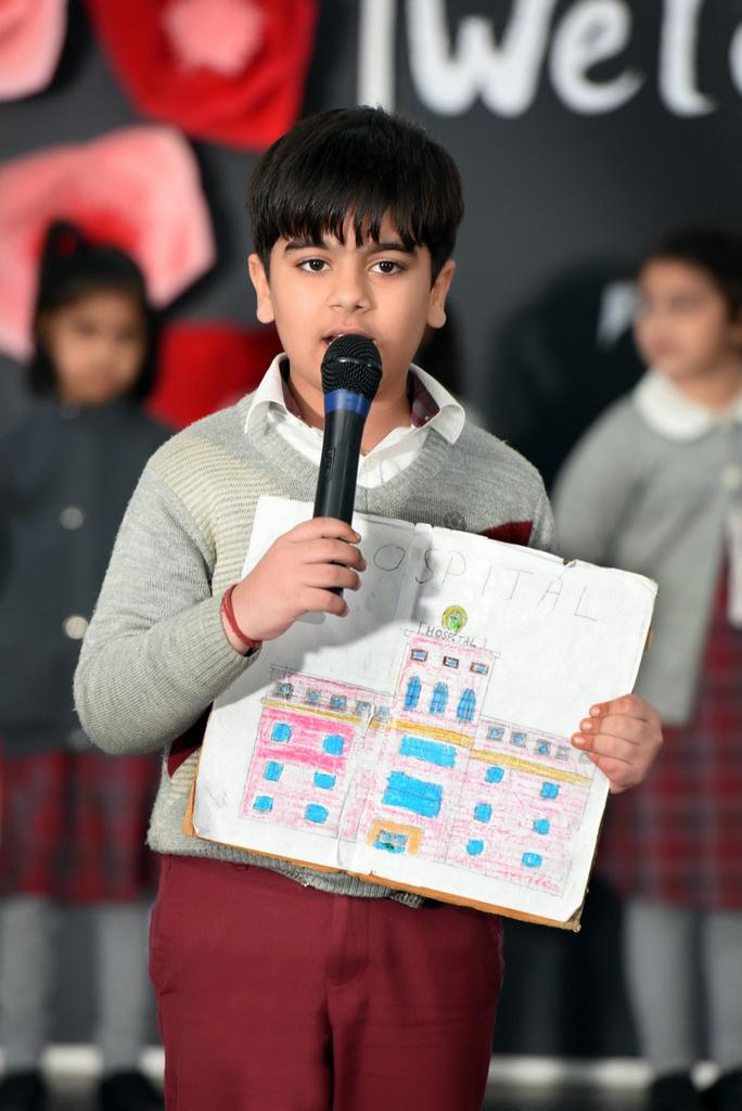 PRESIDIANS SPREAD THE MESSAGE OF 'SAY NO TO PLASTICS'