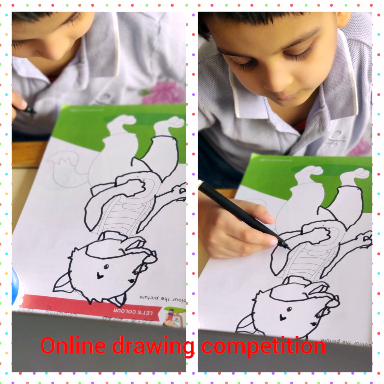COLOURING COMPETITION 2020