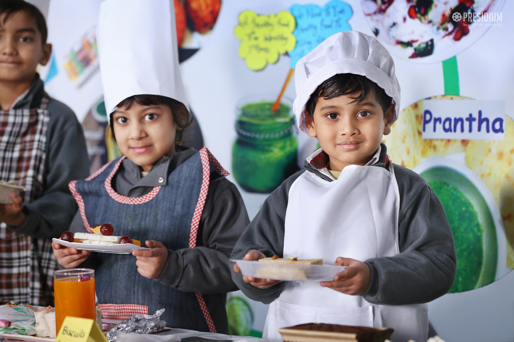INCULCATING HEALTHIER EATING HABITS IN STUDENTS