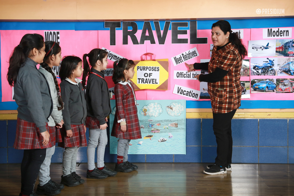 ABOUT THE THEME OF TRAVEL 2020