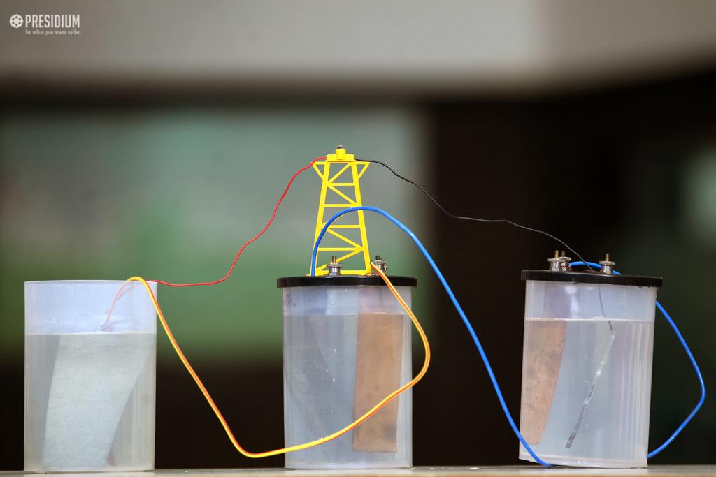 CHAIRPERSON LAUDS PRESIDIANS AT SCIENCE WEEK & ART FAIR