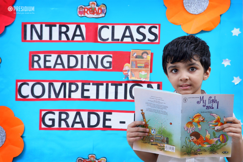 STORY READING COMPETITION 2019