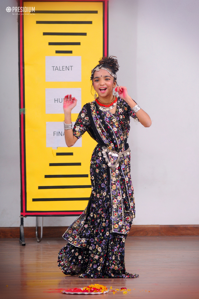 Inter-Class Talent Hunt Competition